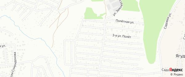 Территория сдт Мичуринец на карте Чебоксар с номерами домов