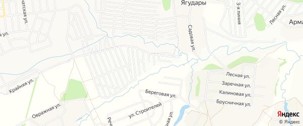 СТ Жилкомхоз (Синьяльского с/п) на карте Синьяльского сельского поселения с номерами домов