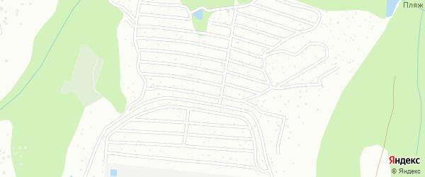 Территория сдт Виктория НТО на карте Чебоксар с номерами домов