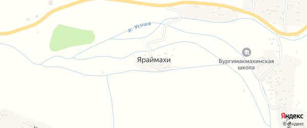 Улица Яраи на карте хутора Яраймахи с номерами домов