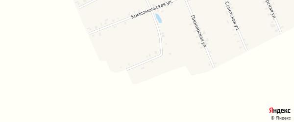 Улица Братьев Черновых на карте деревни Подлесные Чурачики с номерами домов