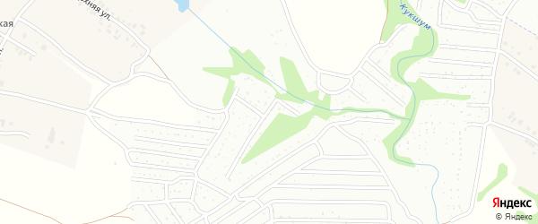Территория сдт Строитель (Чувашспецстрой) на карте Чебоксар с номерами домов