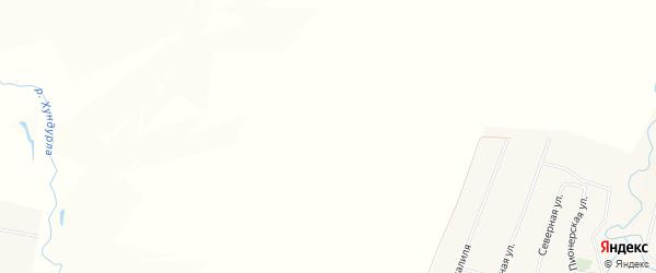 СТ Заря на карте Комсомольского сельского поселения с номерами домов