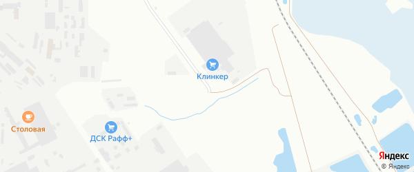 Промышленная улица на карте Новочебоксарска с номерами домов