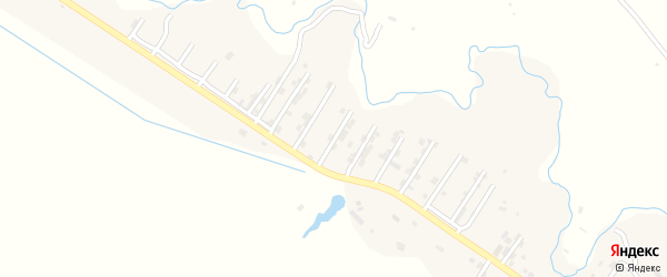 Улица М-расула Расулова на карте села Карабудахкента с номерами домов