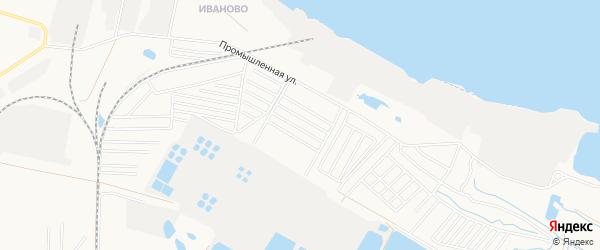 СТ Волга-3 на карте Новочебоксарска с номерами домов