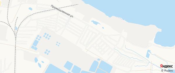 СТ Цивиль на карте Атлашевского сельского поселения с номерами домов