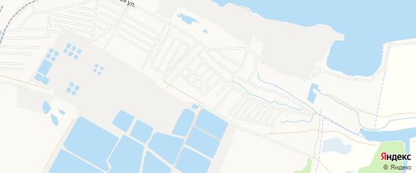 КСНТ Большевик на карте Новочебоксарска с номерами домов