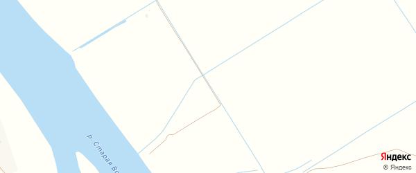 Улица Кирова на карте поселка Ильинки с номерами домов