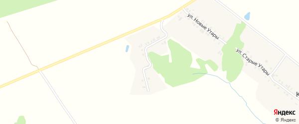 Молодежная улица на карте деревни Караньялы с номерами домов