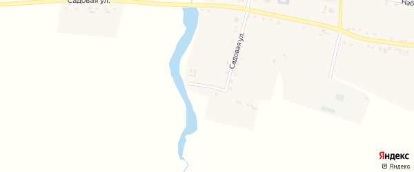 Молодежная улица на карте села Новое Байбатырево с номерами домов