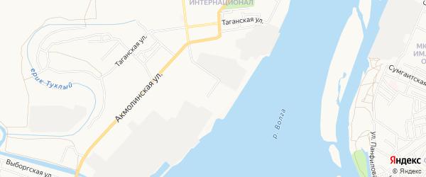 СТ сдт Нефтяник на карте площади Нефтяников с номерами домов