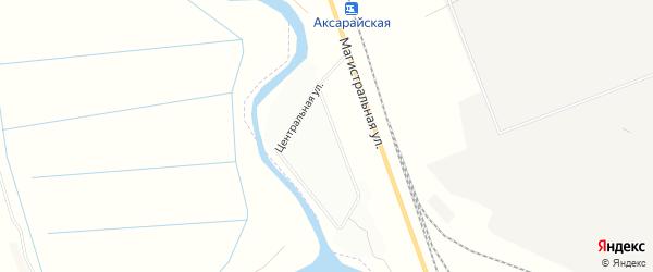 Территория Фондовский участок на карте Красноярского района с номерами домов