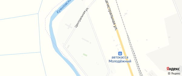 Ахтубинская улица на карте Аксарайского поселка с номерами домов