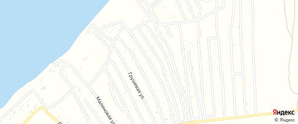 Территория сдт Вишенка (СМУ Волгостальмонтаж) на карте села Началово с номерами домов