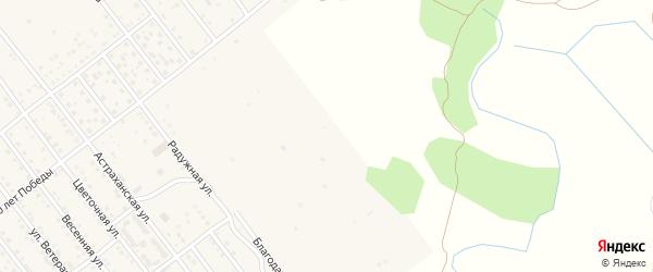 Майская улица на карте села Растопуловки с номерами домов