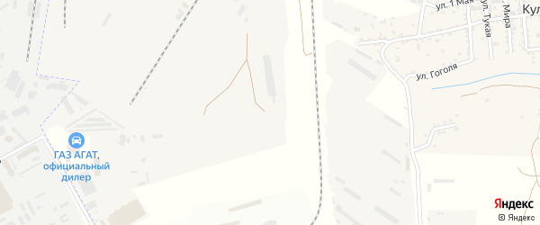 Территория сдт Айболит-89 на карте села Началово с номерами домов