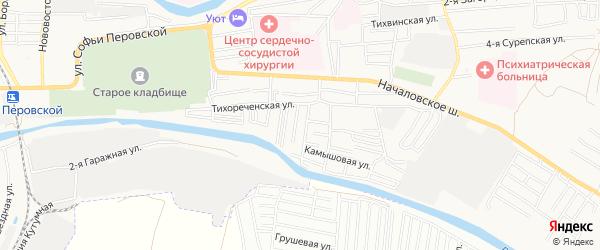 СТ Ломбард на карте Астрахани с номерами домов