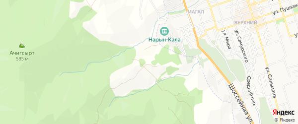 Фермерское хозяйство Гимейди на карте Дербентского района с номерами домов
