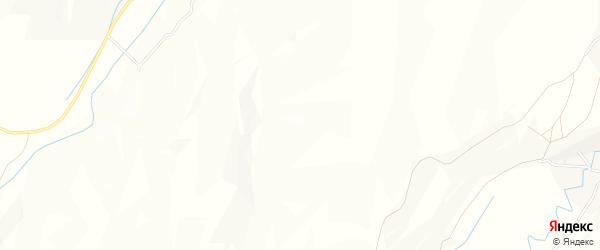 Карта села Газарда-Казмаляра в Дагестане с улицами и номерами домов