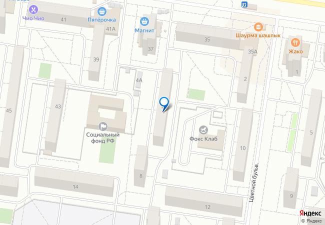 Цветной бульвар, 4 на карте Тольятти, организации, фото подробно ee67010cb8c