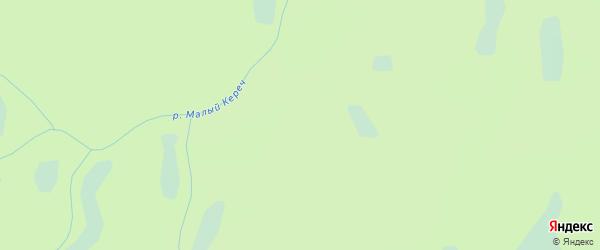 Карта территории сдт Лесозаготовитель(г.Белая Холуница) города Белой Холуницы в Кировской области с улицами и номерами домов