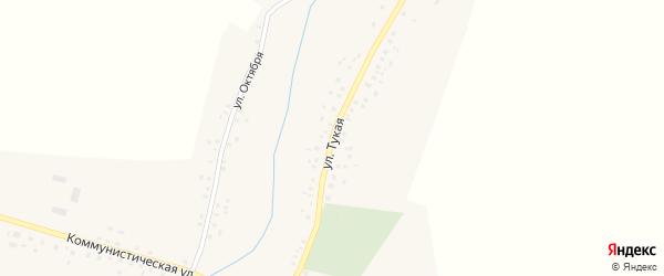 Тукая улица на карте села Рятамака с номерами домов