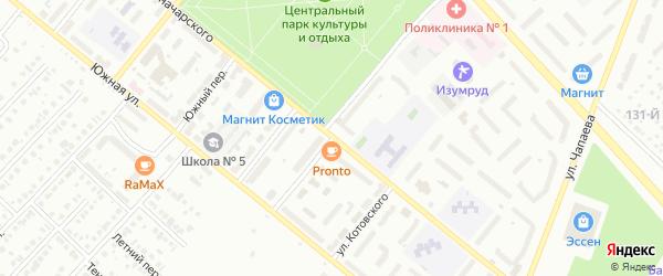 Улица Лесовода Морозова на карте Туймаз с номерами домов