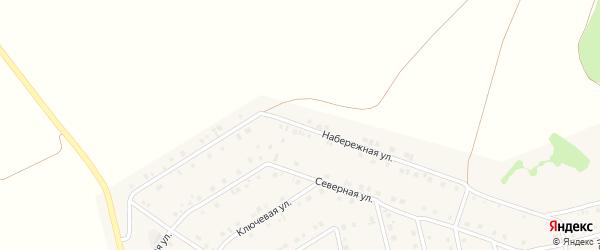 Набережная улица на карте села Райманово с номерами домов