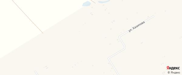 Уфимская улица на карте села Бакалы с номерами домов