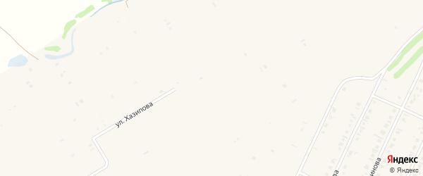 Улица Петрова на карте села Бакалы с номерами домов