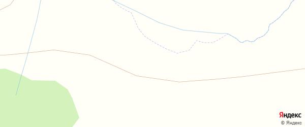 Центральная улица на карте деревни Мохового Болота с номерами домов