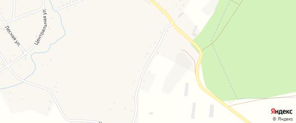 Колхозная улица на карте села Саклово с номерами домов