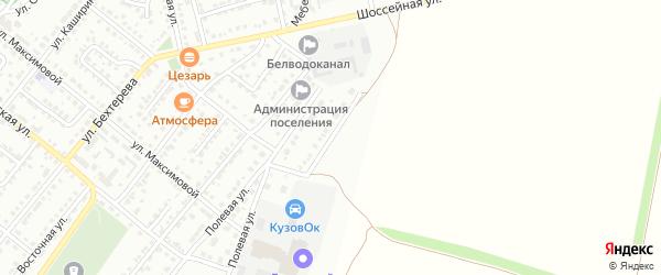 Майская улица на карте Белебея с номерами домов