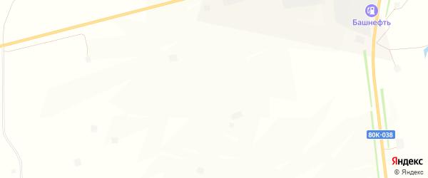 СНТ Зодиак на карте Краснокамского района с номерами домов