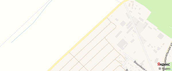 Улица Верхний Буздяк на карте села Буздяк с номерами домов