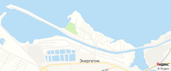 СТ Венеция на карте Нефтекамска с номерами домов