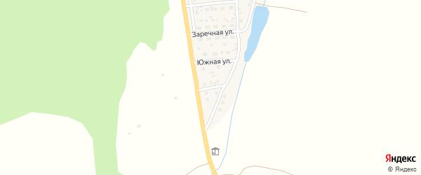 Родниковая улица на карте села Родниковки с номерами домов