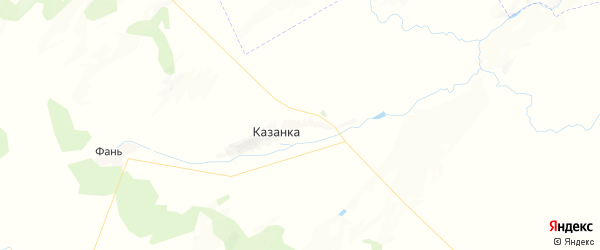 Карта Абдрашитовского сельсовета республики Башкортостан с районами, улицами и номерами домов