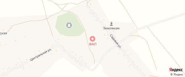 Улица Р.Бакиева на карте села Тузлукушево с номерами домов