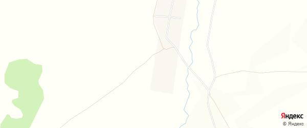 Карта деревни Старого Сусадыбаша в Башкортостане с улицами и номерами домов