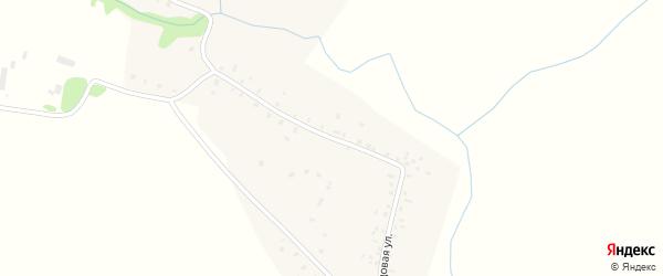 Садовая улица на карте села Удрякбаша с номерами домов