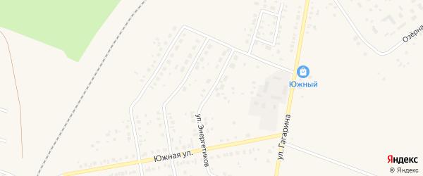 Улица Энергетиков на карте Давлеканово с номерами домов
