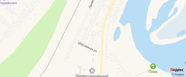 Улица Пугачева на карте Давлеканово с номерами домов