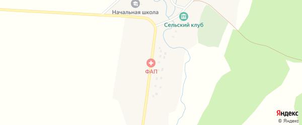 Молодежная улица на карте деревни Муртазы с номерами домов