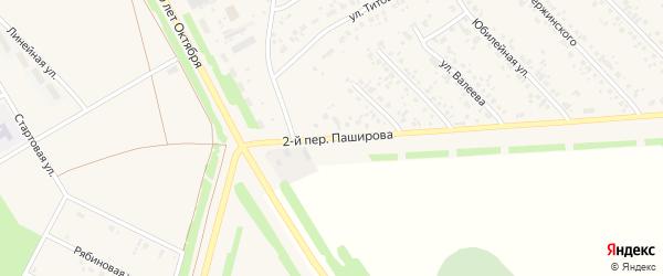 Революционная улица на карте села Кушнаренково с номерами домов
