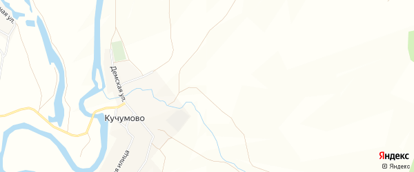 СНТ Черемушки на карте Чишминского района с номерами домов