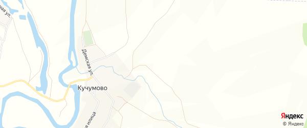 СТ Березка-1 на карте Чишминского района с номерами домов