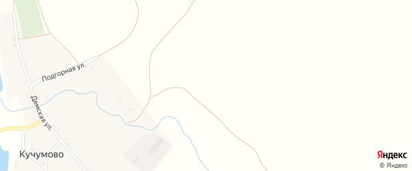 Улица Чапаева на карте поселка Чишмы с номерами домов