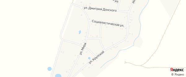 Болотная улица на карте деревни Большесухоязово с номерами домов